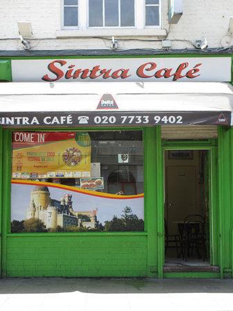 Sintra Cafe