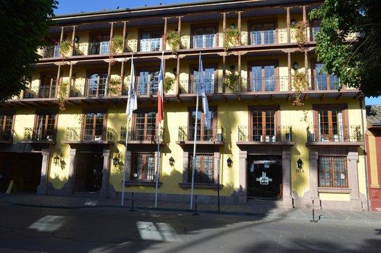 Hotel Santa Cruz: Hotel