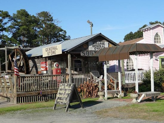 Olde Southport Village Shoppes: the general store