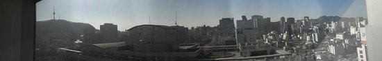 THE PLAZA Seoul, Autograph Collection: Panoramic View from Room