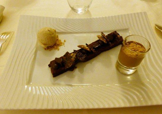 Le Poulpry : Le fondant au chocolat !