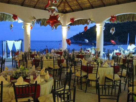 La Isla Huatulco & Beach Club: Espectacular vista
