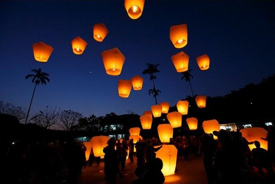 La Isla Huatulco & Beach Club: Espectáculo de luces