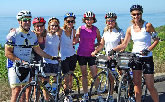 Santa Barbara Wine Country Cycling Tours - Day Tours: Great Day!