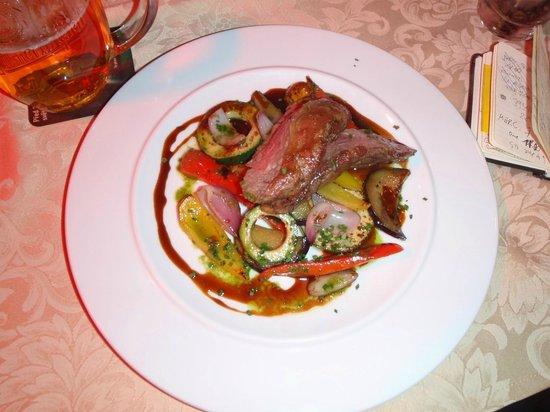 Cafe Epopej: filetto