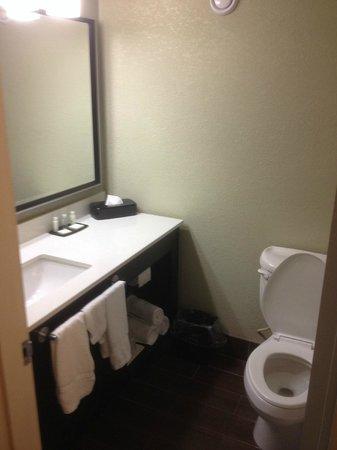 Best Western Plus Hollywood/Aventura: Nice bathrooms