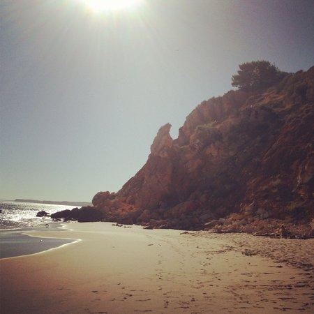 Praia do Pinhao : Summer 2013