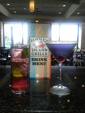 Jimmy's Island Grille: Thirsty Thursdays: $5 Mojitos & Martinis