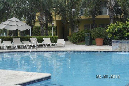 Verdanza Hotel : Poolområde Verdanza