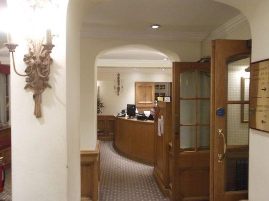 Villiers Hotel - Reception