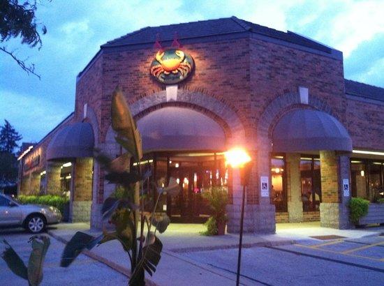 Jimmy's Island Grille: Aloha!