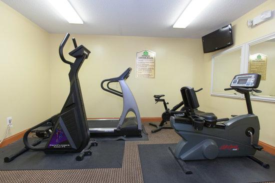 Douglas Inn & Suites: Exercise facility