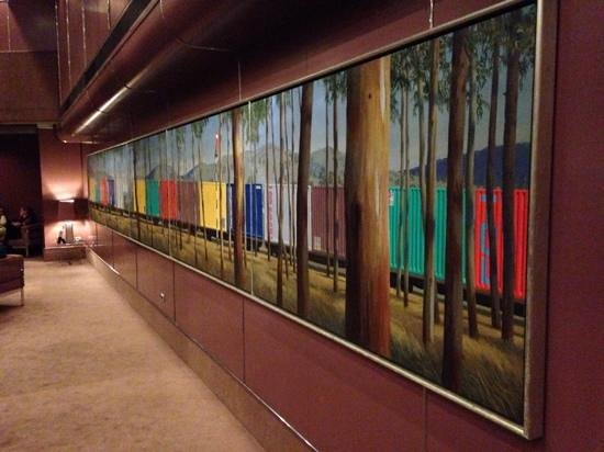 Arts Centre Melbourne: Great Image but You Need a Big Wall !