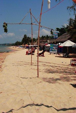 Hoa Nhat Lan Bungalow: la plage