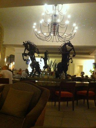 Hyatt Zilara Cancun: Lobby Bar