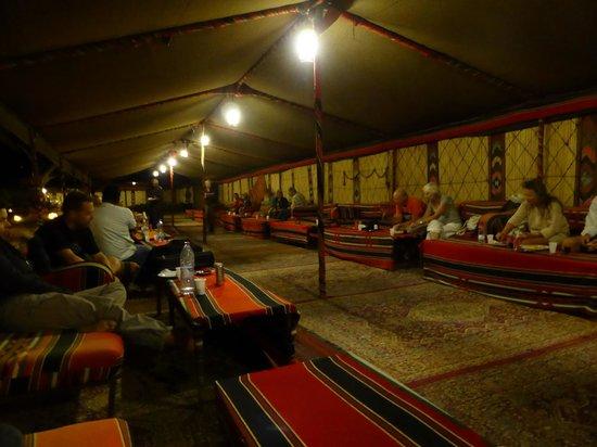 Captain's Desert Camp: Dining Room