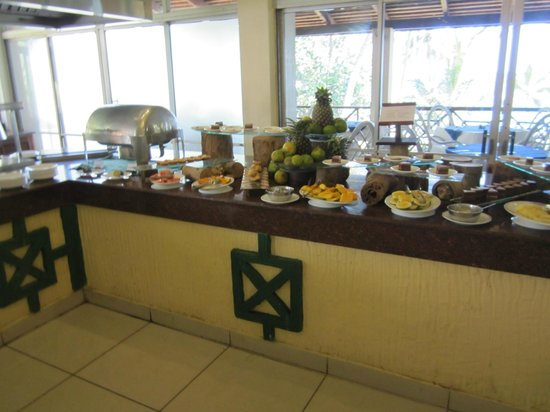 Neptune Beach Resort: Dessertbuffet