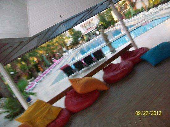 Seda Hotel Arinna: dinlenme alanı