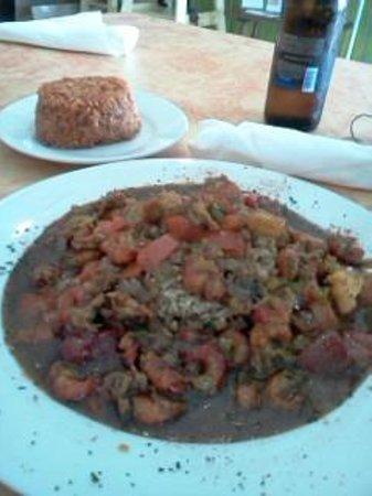 Crawfish Etouffe and Jambalaya - Chef Ron's Gumbo Stop