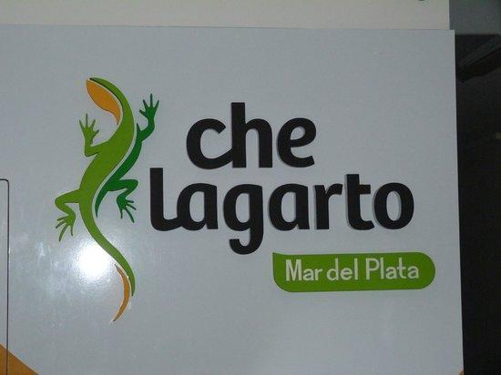 Che Lagarto Hostel Mar del Plata: recepcion