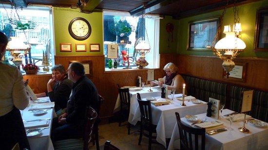 Restaurant Schoennemann: Koselig sted.