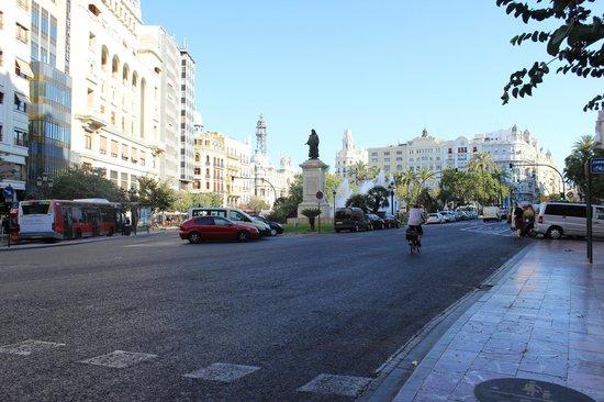 Melia Plaza: Plaza del Ayuntamiento