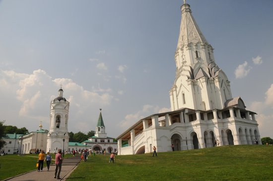 Kolomenskoye Historical and Architectural Museum and Reserve: Коломенское