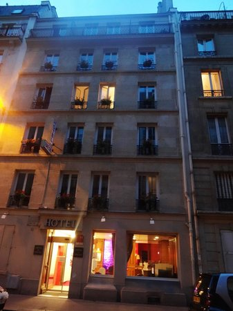 Hotel du Bresil : Fachada