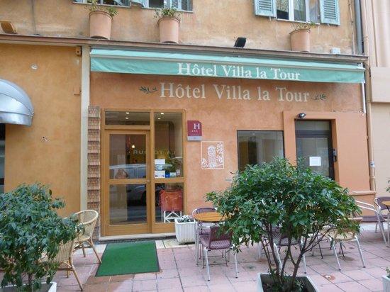 Hotel Villa La Tour: EXTERIEUR