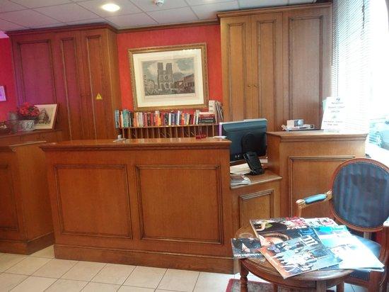 Hotel du Bresil : Recepção
