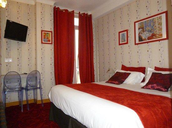 Hotel Villa La Tour: CHAMBRE SUPERIEURE