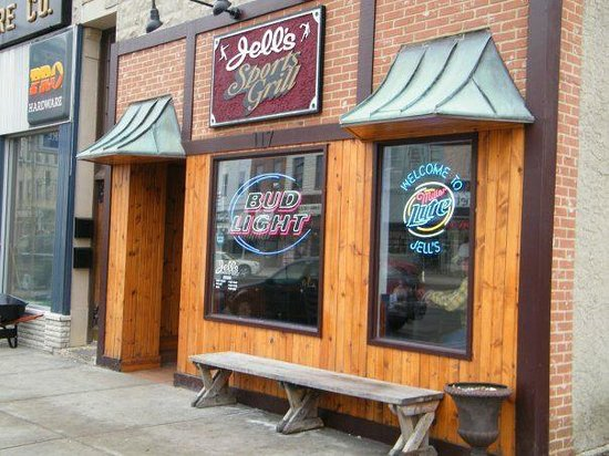 Eaton, OH : jell's