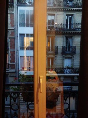 Hotel du Bresil : Varanda do quarto