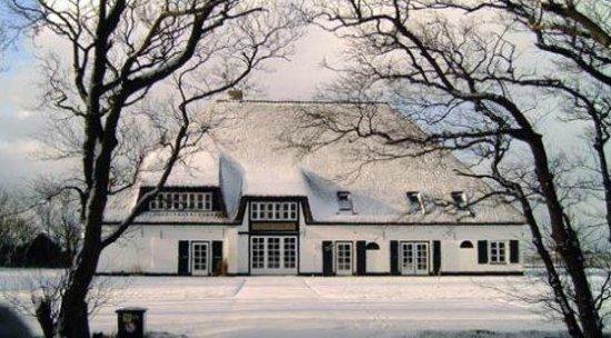 Hoeve Holland: Sneeuw