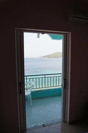Hotel Likoka: Вид из номера