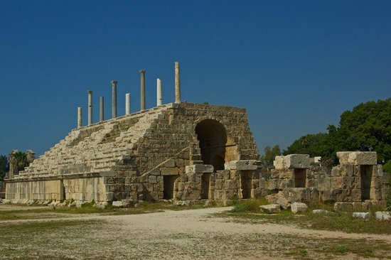 Roman Hippodrome: arena and seats - Picture of Roman ...