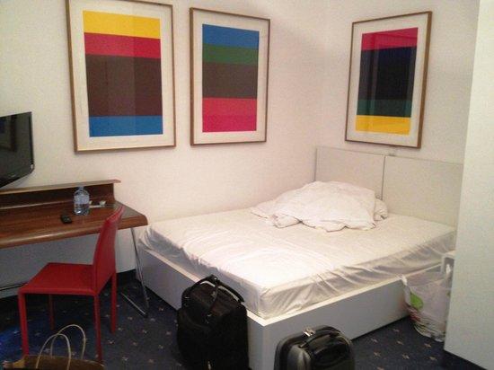 Hotel KUNSThof: stanza
