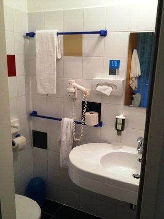 Hotel KUNSThof : bagno