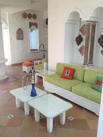 Santorini Hotel Boutique Santa Marta: alrededores