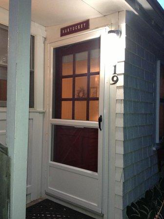 Sesuit Harbor House : Nantucket Suite