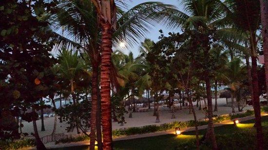 Iberostar Bavaro Suites: Aussicht auf Strand