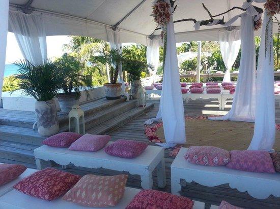 Pink Sands Resort: Wedding Ceremony at Pink Sands