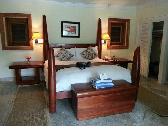 Pink Sands Resort: Tennis South cottage