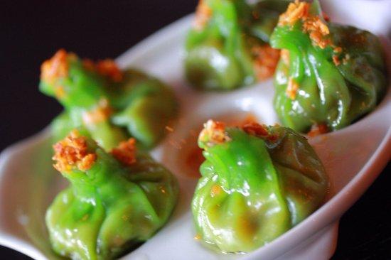 Spicy Shallot 2: VEG STEAMED DUMPLING