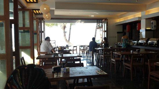 Boracay Ocean Club Beach Resort: レストラン