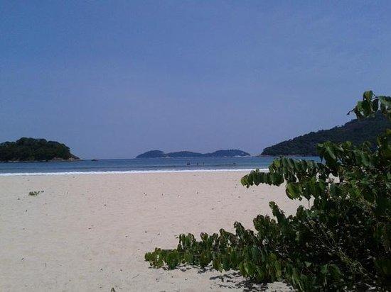Dois Rios Beach : Chegada