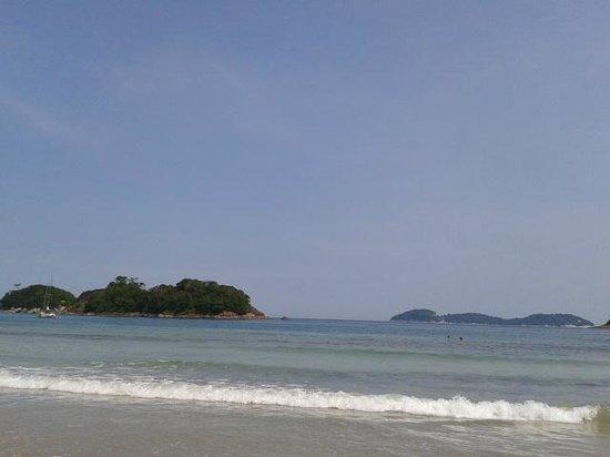 Dois Rios Beach : Poucas ondas