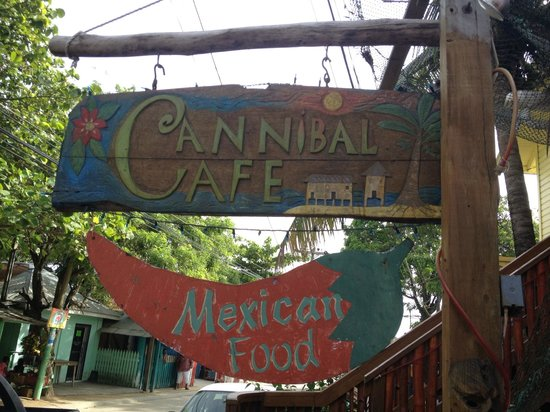 Cannibal Cafe at Sea Breeze Inn