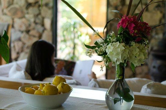 Al Forno: Hay un pequeño y acogedor estar
