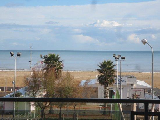 Ferretti Beach Hotel : panorama camera